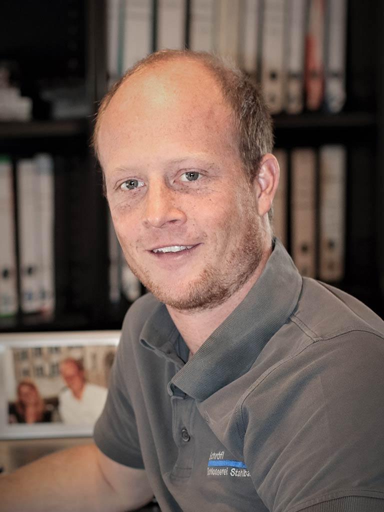Peter Schröfl jun. Geschäftsführer Schröfl GmbH, Gut Wandelheim, Germering